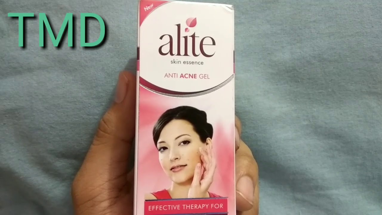Effective gel for acne and acne