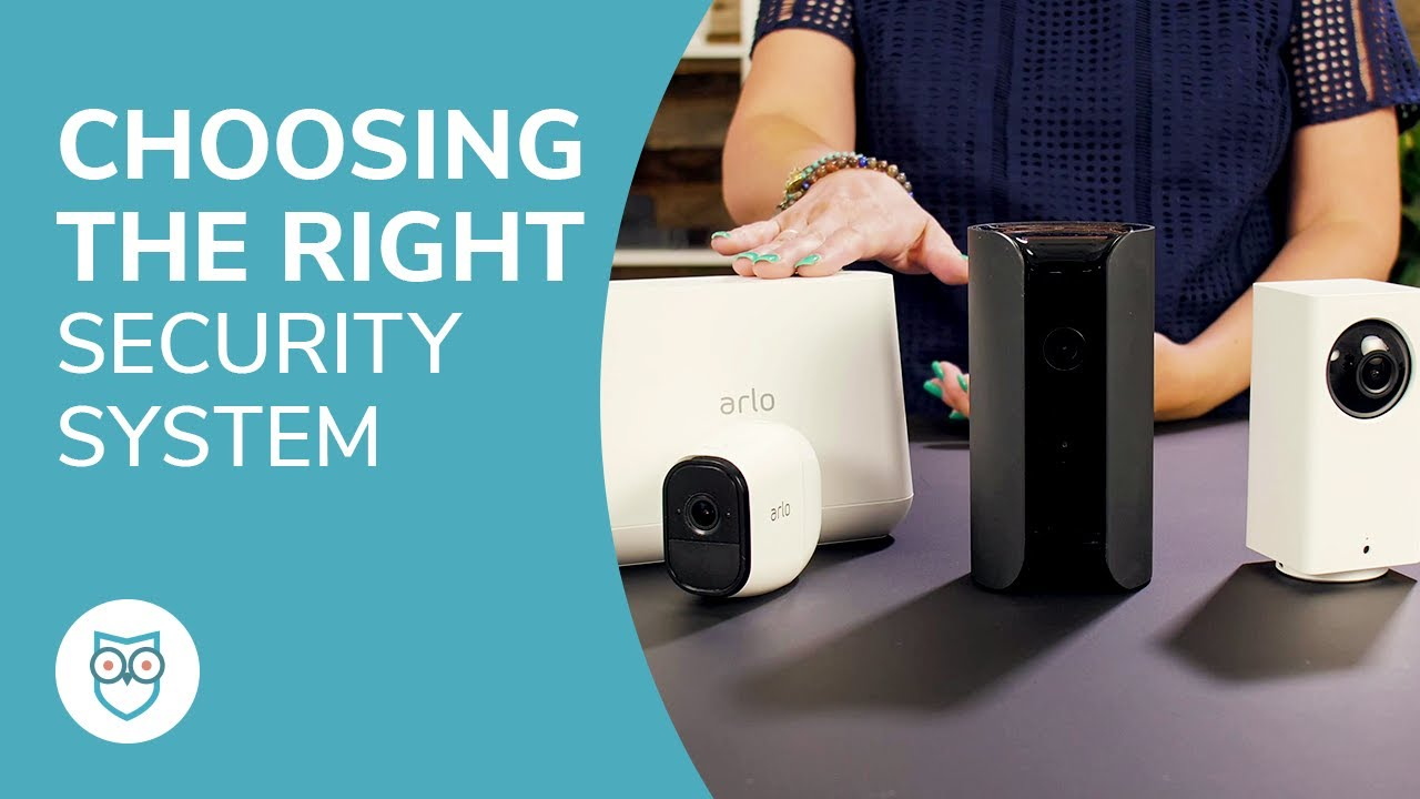 What To Look For In A Home Security System Safewise Com