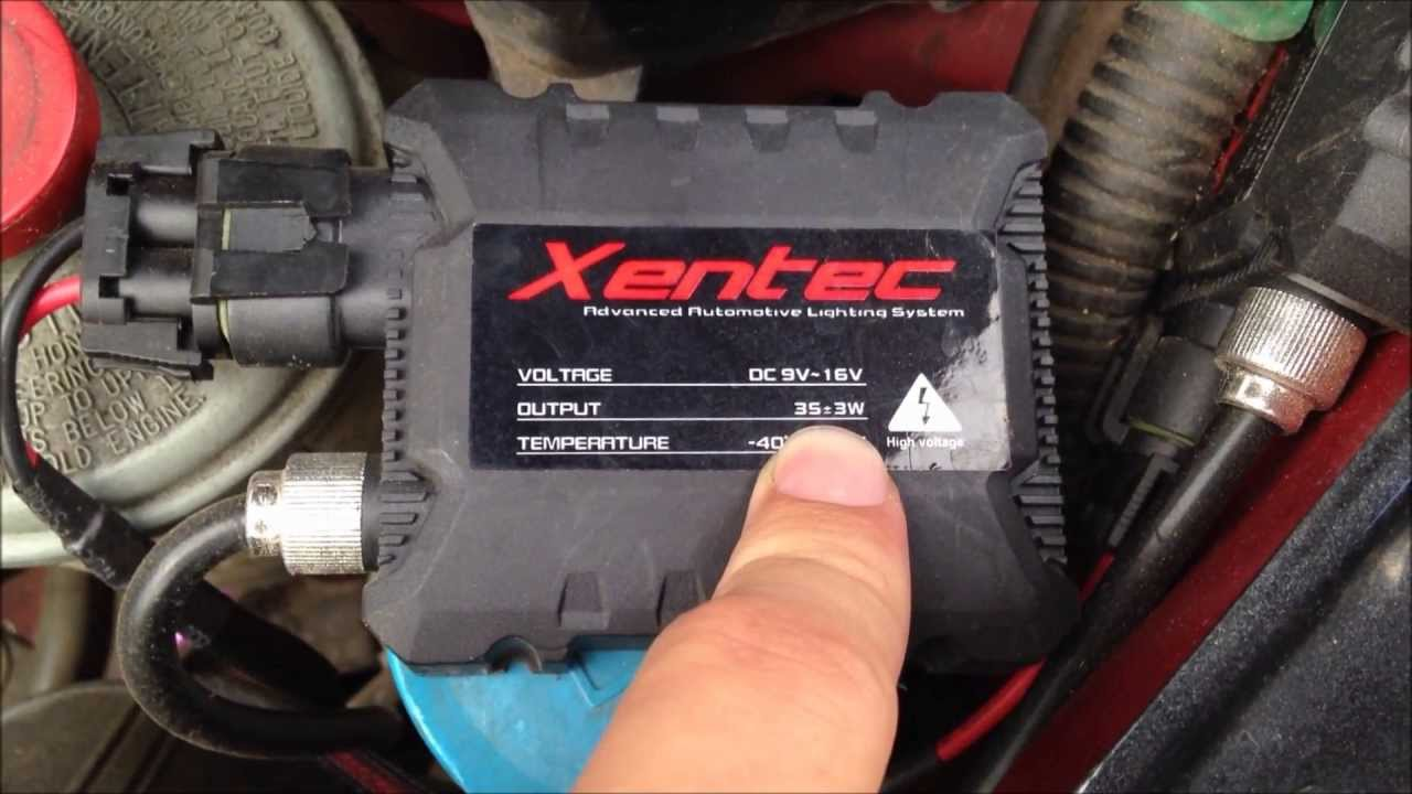Xentec Hid Pack Review