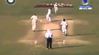 Sachin Tendulkar Funny Moments on the crease