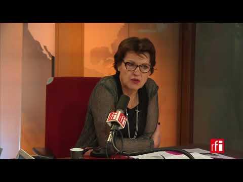 Annie Genevard(LR): Migrants, «distinguer les demandeurs d'asile des candidats à l'immigration»