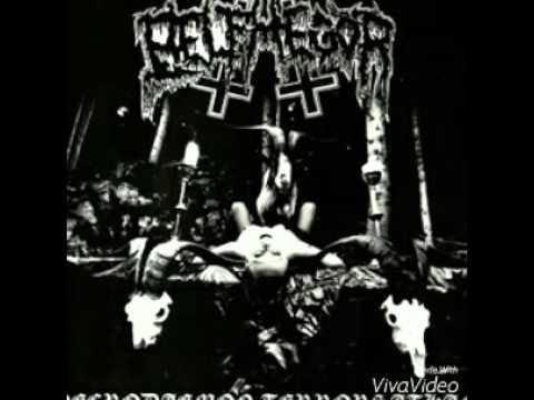 Necrodaemon Terror Satan 666
