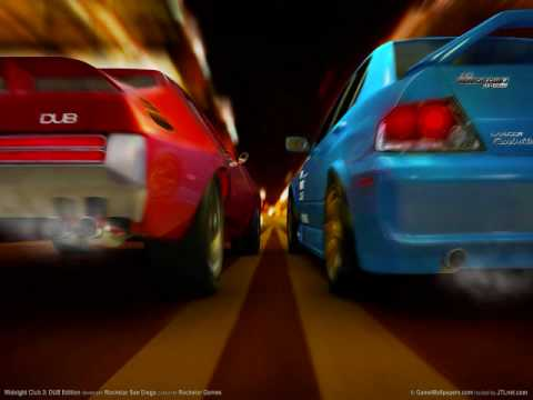 Midnight club 3 dub edition music download