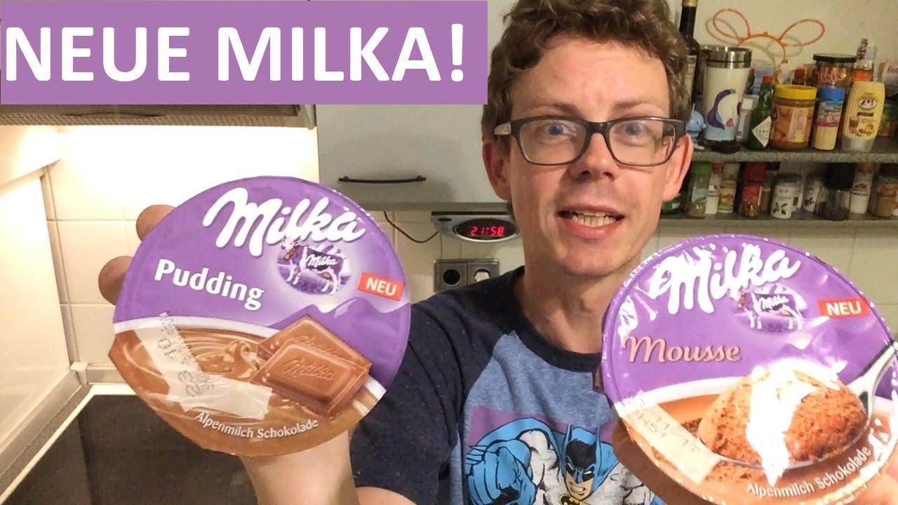Milka Pudding Vs Milka Mousse Im Vergleichs Test Kalorien Gewicht