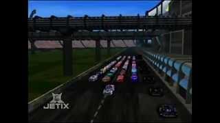 NASCAR Unlimited Series - Full Race Part 1 - 1999 NASCAR Motorsphere Speedway - Opening Ceremonies