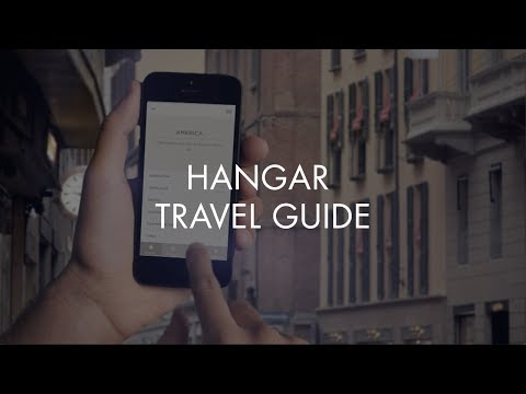 HANGAR TRAVEL GUIDE
