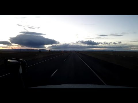 BigRigTravels LIVE! Cheyenne, Wyoming to...Interstate 80 West-Jan. 11, 2018