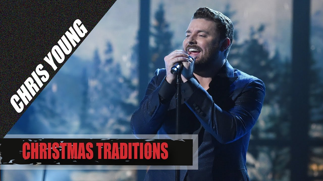 chris young country christmas traditions