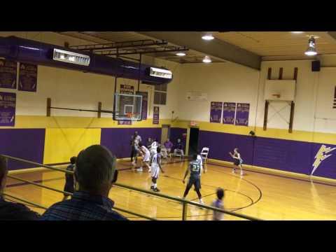 Central hinds academy high school basketball 2017