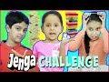 JENGA CHALLENGE ... | #Fun #Games #Kids #ToyStars