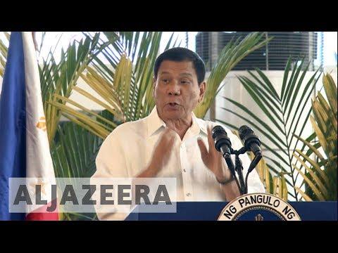 Duterte on 'war path' against Philippine justice system