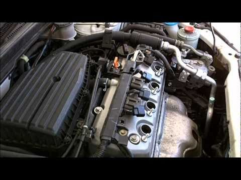 2008 Honda Fit Engine Cylinder Diagram How To Diy 2003 Civic Spark Plug Change Youtube