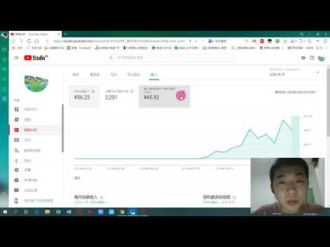 YouTube收入大公开,万次播放收益450元?!掏心窝分享我是如何从零开始做视频的