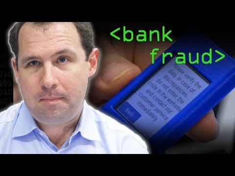 Anti Bank-Fraud Technology - Computerphile