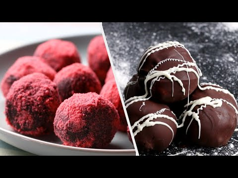 7 Exotic Truffles You Can Make At Home • Tasty