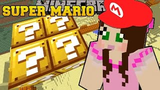 Minecraft: THE PRINCESS IS PROBABLY DEAD! - SUPER MARIO BROS - Custom Map [2]