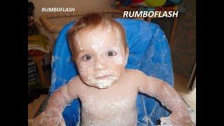 Roliga Bebis- Funny Baby #1