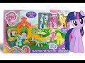 My little pony cutie mark magic MLP play time fun play set