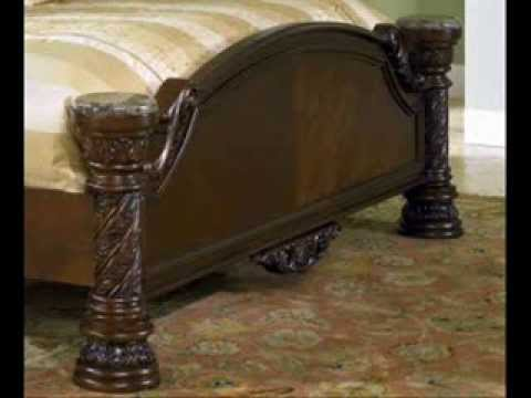 north shore panel bedroom set $2450 - youtube