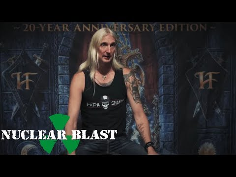HAMMERFALL – Legacy Of Kings – 20 Year Anniversary Edition (OFFICIAL TRAILER #2)