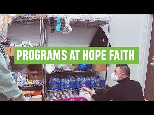 Introducing Hope Faith Programs in 2021