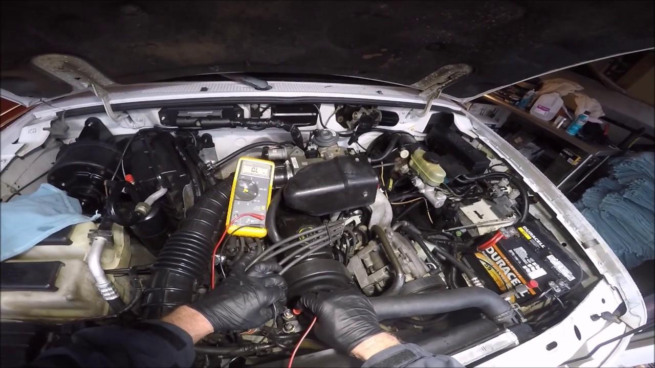 ford ranger no temp gauge and no heat fix [ 1280 x 720 Pixel ]