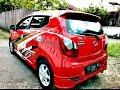 Dijual Mobil Ayla X Elegant Matic Tahun 2016 Merah HP;0852.4690.2754