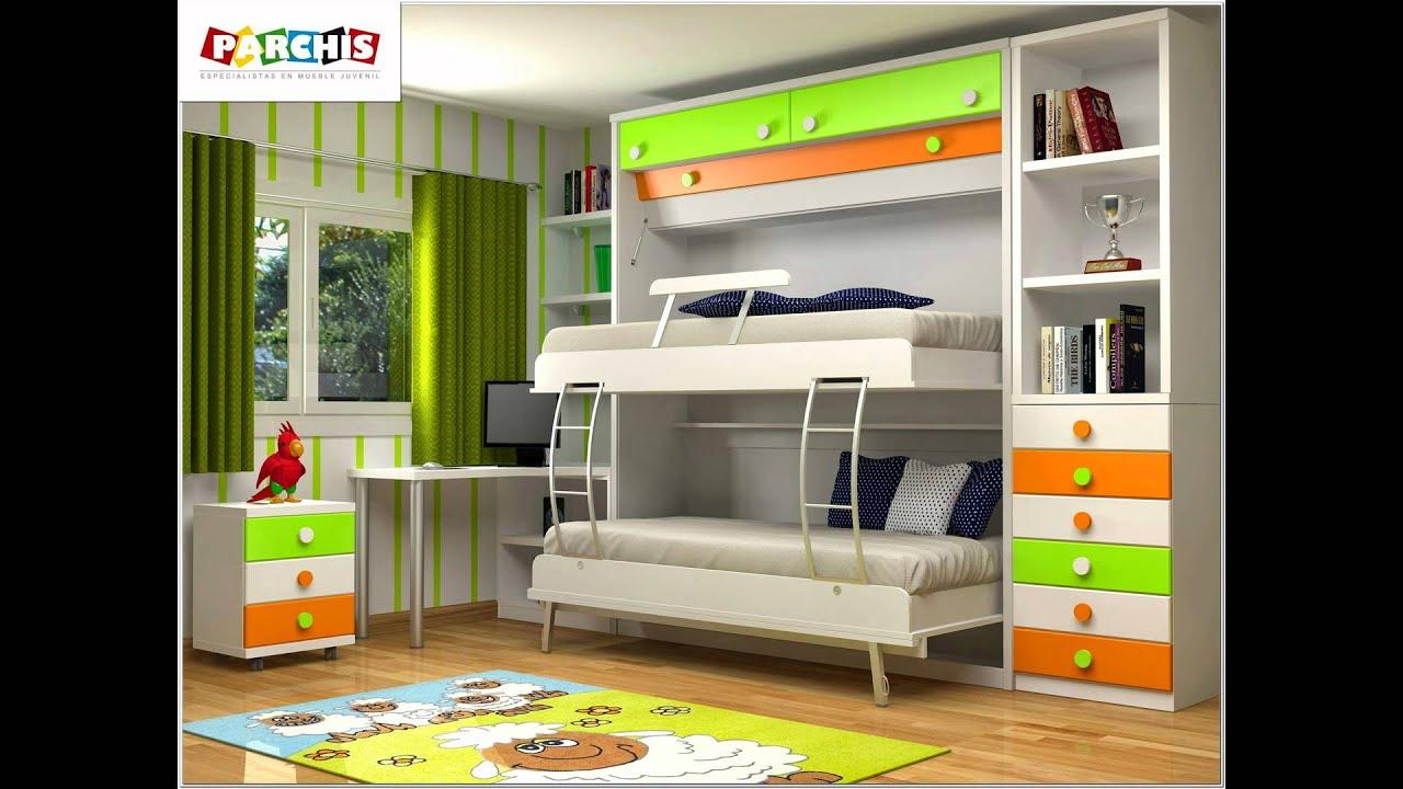 Como Amueblar El Dormitorio de tus Hijos con www.camas-abatibles.net ...