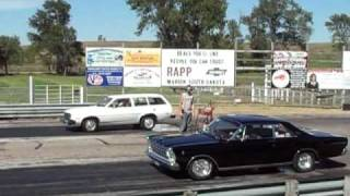 1966 Ford Galaxie 500 vs. 1980 Ford Pinto Wagon - 2000 Celica GT vs. 1987 Monte Carlo SS