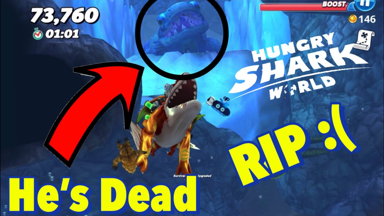 Download 10 Easter Eggs In Hungry Shark World