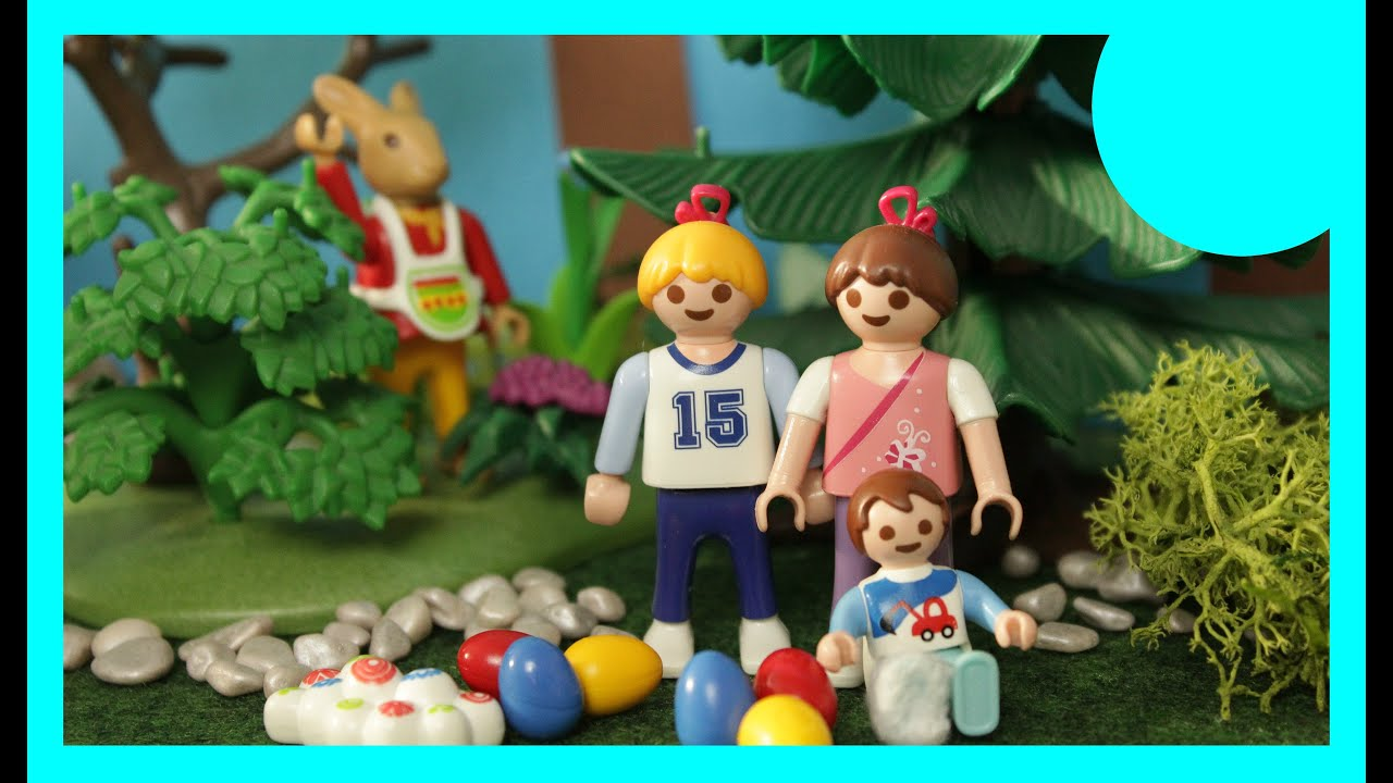playmobil film deutsch ostern von theplaymochannel1 - youtube
