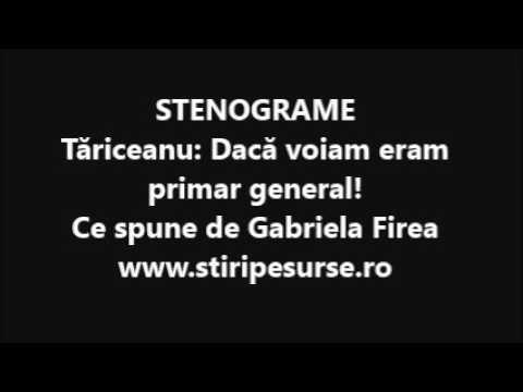 STIRIPESURSE.RO Stenograme ALDE - Tăriceanu primar la București