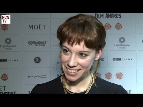Chloe Pirrie Interview British Independent Film Awards 2013