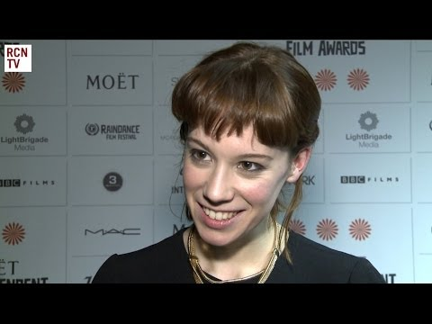 Chloe Pirrie  British Independent Film Awards 2013