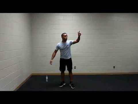Jonathan R. Rivera- Weber Rec Fitness Coordinator Group Exercise Audition Video