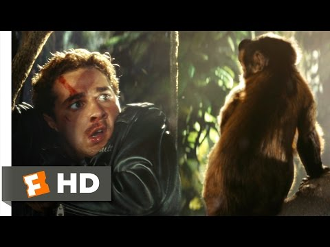 Indiana Jones 4 (8/10) Movie CLIP - Mutt and the Monkeys (2008) HD