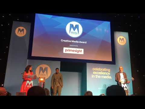 Asian Media Awards 2018: Creative Media Award: #AsBritishAs