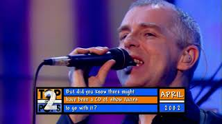 Pet Shop Boys - New York City Boy On Top Of The Pops 17/04/2002
