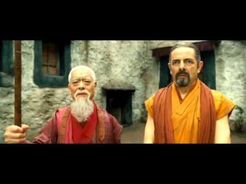 Mr BEAN kung fu