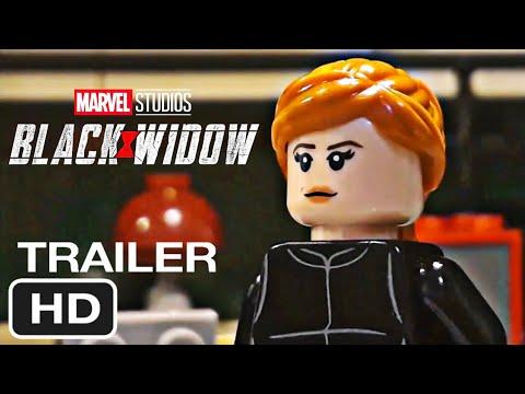 레고 블랙 위도우 예고편 LEGO Black Widow Trailer