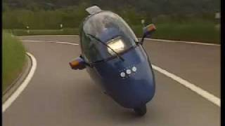 Car or Motor Bike? Jeremy tries out the EcoMobile - Jeremy Clarkson