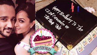 Anita Hassanandani Celebrates Husband Rohit Reddy's Birthday