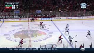 NHL 2015 01 18 Dallas Stars vs. Chicago Blackhawks