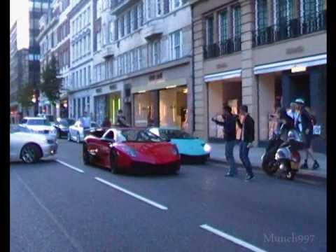 Lamborghini Murcielago LP670 4 SV 0 60 Full Throttle Acceleration And  Downshift!