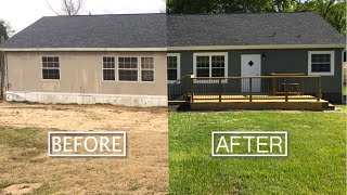 Mobile Home Remodel | Flip to Sell