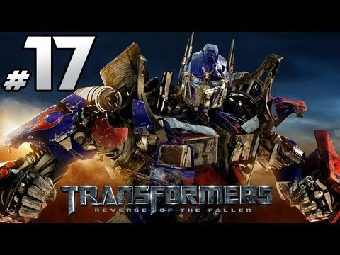 Transformers Revenge Of The Fallen - Autobot Campaign - Part 17 - Meeting with Jetfire