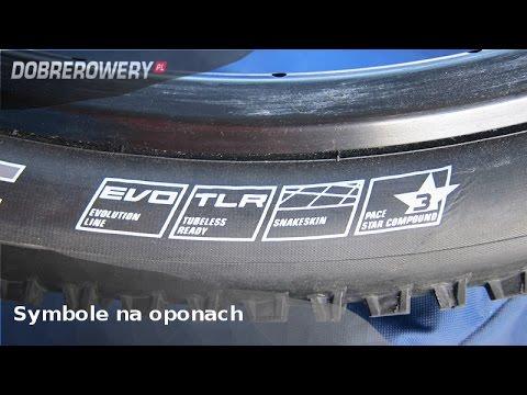 Co oznaczają symbole na oponach rowerowych - jak dobierać rozmiar opon.