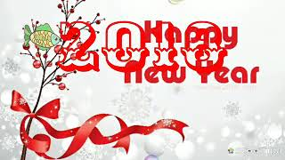 Happy new year 2018 Greetings What& 39 s app status Gif 新年 nouvel An Ano nuevo Novyy god Cards Messages