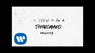Ed Sheeran - 1000 Nights (feat. Meek Mill & A Boogie Wit Da Hoodie) [ Lyric ]