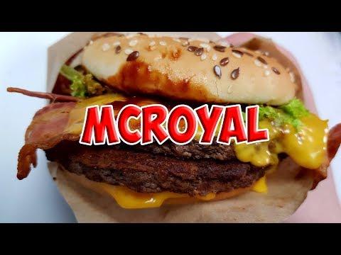 MCROYAL WESTERN od McDonald's!